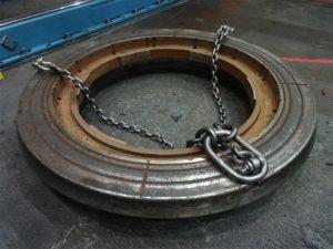Tire Bladder Mold
