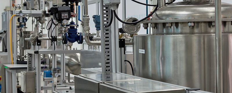 Dyna-Tek Coatings for Stainless Steel Food Processing Application